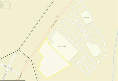 Residential Lots & Land For Sale: West Pike Street