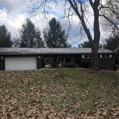 Greensburg, Hempfield Twp - Wml Single Family Home Contingent: 5019 Old Forbes Trail Road