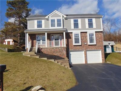 Westmoreland County Single Family Home Contingent: 2582 Hi Ridge Dr