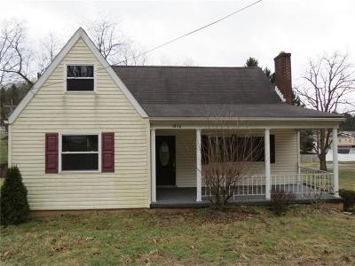 Jeannette Single Family Home For Sale: 1816 Route 130