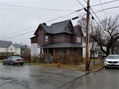 Single Family Home For Sale: 301 College Ave