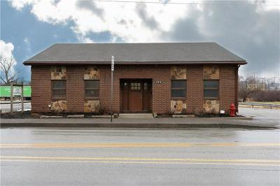 Somerset/Cambria County Commercial For Sale: 389 E Main St