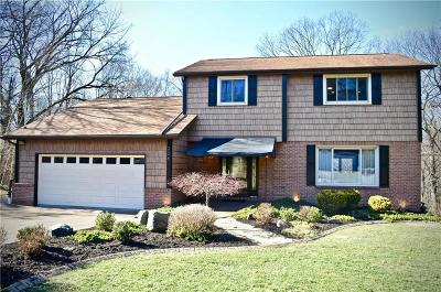 Wilkins Twp Single Family Home Contingent: 206 Sunset Dr