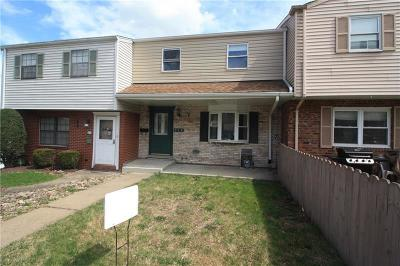 N Versailles PA Townhouse For Sale: $70,000