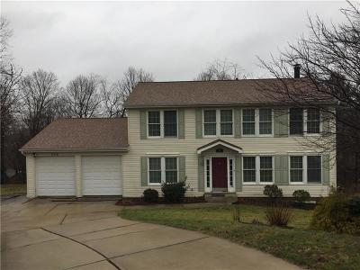 Upper St. Clair Single Family Home Active Under Contract: 288 High Sierra Circle
