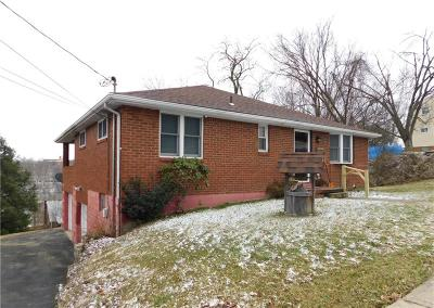 Westmoreland County Single Family Home For Sale: 10846 Airview Drive