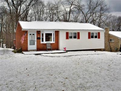 Westmoreland County Single Family Home For Sale: 721 Pettigrew Rd