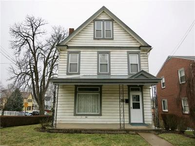 Verona Single Family Home Contingent: 734 1st St