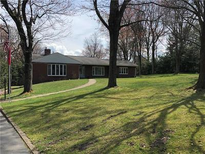 Single Family Home For Sale: 170 Woodland Rd