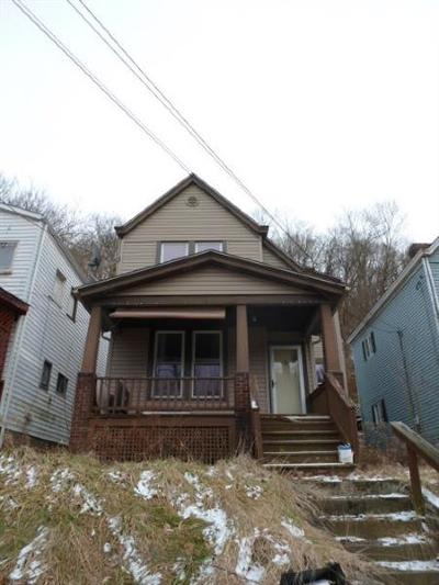 Wilmerding Single Family Home Active Under Contract: 510 Glenn St