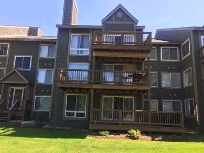 Hidden Valley Condo/Townhouse For Sale: 5304 Summit Drive