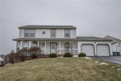Single Family Home For Sale: 105 Stratford Ct