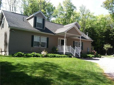 Indian Lake Boro Single Family Home For Sale: 338 Clear Run Rd