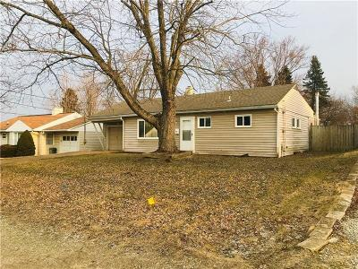 Single Family Home Contingent: 10905 Carlson Street