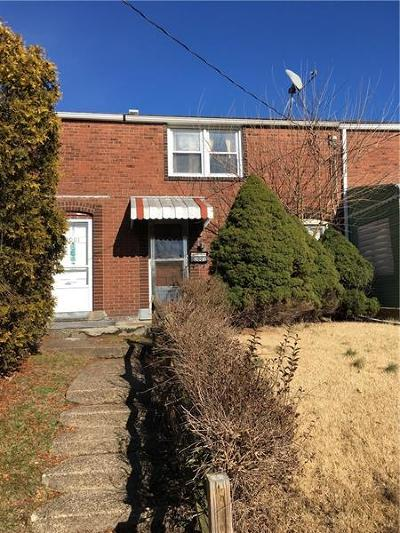 Swissvale Single Family Home Contingent: 2003 Lafayette Street