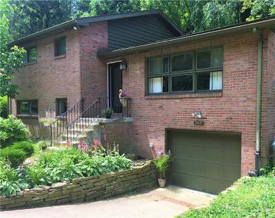 Churchill Boro Single Family Home For Sale: 2012 Beulah Rd