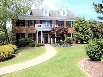 Single Family Home For Sale: 102 Abbey Crt