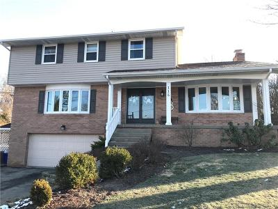Single Family Home For Sale: 115 Sherwood Drive