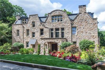 Shadyside Single Family Home Active Under Contract: 5516 Maple Heights Road