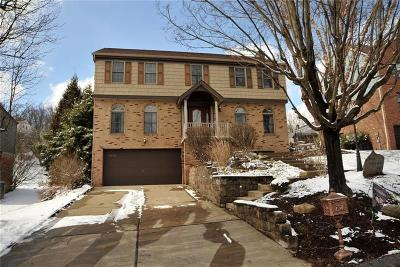 Bethel Park Single Family Home Active Under Contract: 5890 Wallace Ave