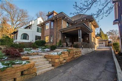 Squirrel Hill Single Family Home Contingent: 5442 Plainfield Street