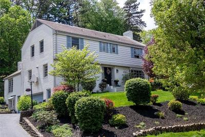 Mt. Lebanon Single Family Home Active Under Contract: 709 Pinetree Rd