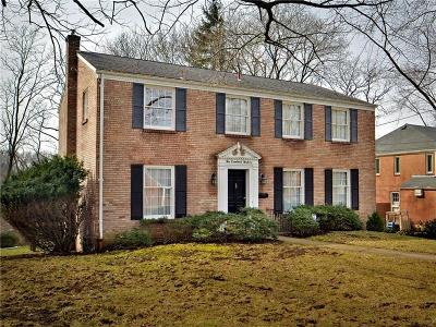 Forest Hills Boro Single Family Home Contingent: 616 Edgewood Rd