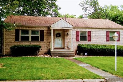 Penn Hills Single Family Home Contingent: 14 Hauck Dr