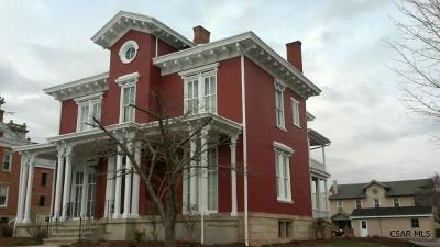 Single Family Home For Sale: 141 E Union Street