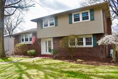 Penn Hills Single Family Home For Sale: 277 Knickerbocker Dr