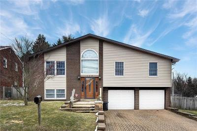 Penn Hills Single Family Home For Sale: 120 Cypress Hill Road