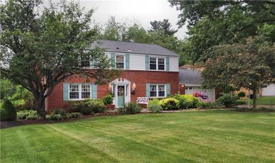 Bethel Park Single Family Home Active Under Contract: 590 Rolling Green