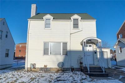 Latrobe Single Family Home For Sale: 1748 Dailey Avenue