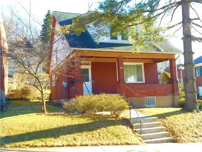 Forest Hills Boro Single Family Home For Sale: 500 Lenox Ave