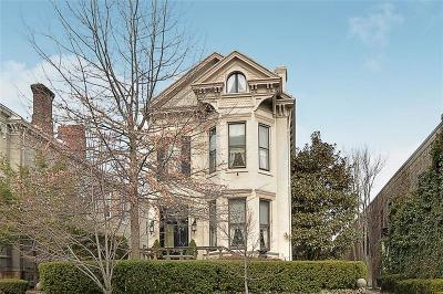 Shadyside Single Family Home For Sale: 4919 Centre Ave