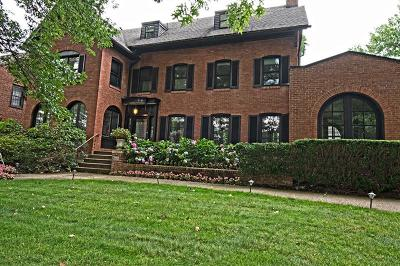Squirrel Hill Single Family Home Active Under Contract: 1415 Bennington Ave