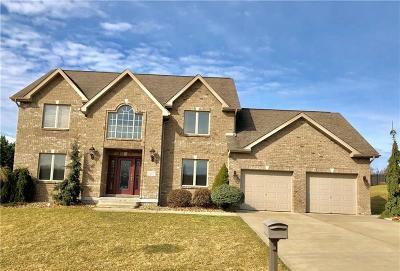 Single Family Home For Sale: 12267 Carmichael Cir