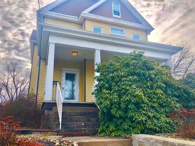 Irwin Single Family Home For Sale: 621 Cedar St