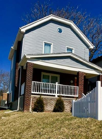 Edgewood Single Family Home Active Under Contract: 101 Lacrosse Street