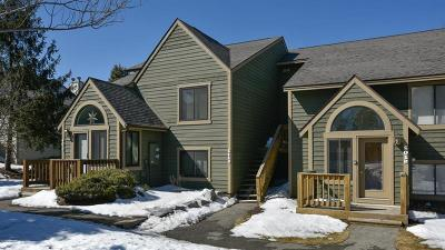 Hidden Valley Condo/Townhouse Active Under Contract: 5118 Summit Drive