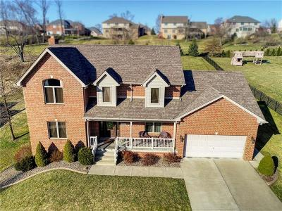 Single Family Home Contingent: 9139 Abbey Lane