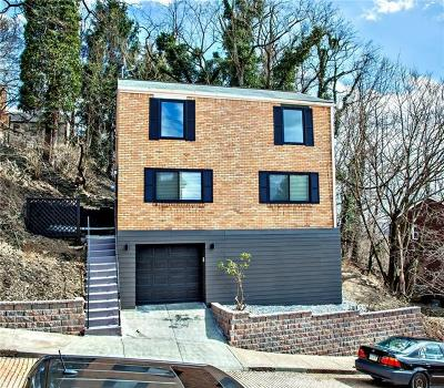 Swissvale Single Family Home For Sale: 7608 Cheyenne