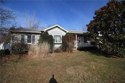 North Union Twp PA Single Family Home Active Under Contract: $39,900