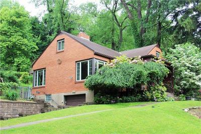 Forest Hills Boro Single Family Home For Sale: 316 Washington Rd