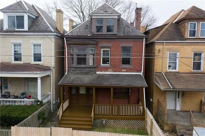 Wilkinsburg Single Family Home Contingent: 514 Holmes Street
