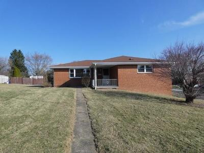Single Family Home For Sale: 13645 Bruce Dr