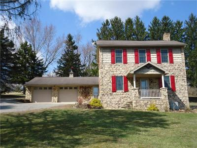 Latrobe Single Family Home For Sale: 1919 State Rt 130