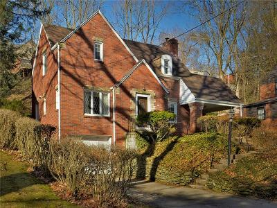 Forest Hills Boro Single Family Home For Sale: 224 Cascade Rd