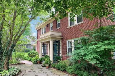 Wilkinsburg Single Family Home For Sale: 1 Scenery Rd