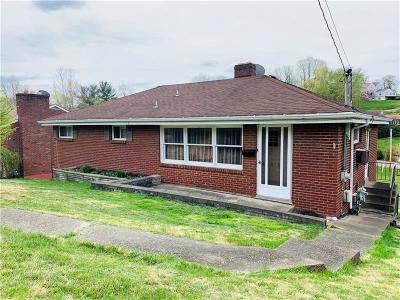 Single Family Home For Sale: 318 McClelland Rd